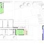Plan R+1 - Centre social