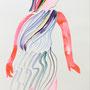 2014, Ink, Acryl, Aquarell, Paper, 42 x 29,7 cm