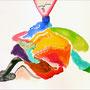 2011 ,  paper ,  aquarell ,  42 x 56 cm