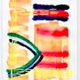 65 x 50 cm, Acrylic on Paper, 2016