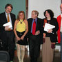 G. Consonni, G. Galzio, C. Sini, S. Avallone, A. Rohsmann, from sx to dx
