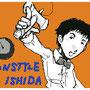 石田さんのけん玉<br><small>3DSの動くメモ帳で描いたもの。自分がけん玉できないからうらやましい。</small>
