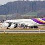 Airbus A340-642 HS-TND