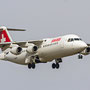 British Aerospace Avro RJ100 HB-IXP