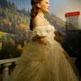 Romy Schneider als Kaiserin Sissi im Brautkleid
