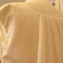 Hochzeitskleid aus englischer Seide