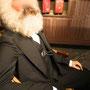 Dreiteiliger Kostüm-Anzug für Karl Marx