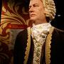 Kostüm für Johann Sebastian Bach