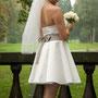 Cocktailkleid und Hochzeitskleid