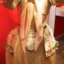 Kostüm für Marie Tussauds