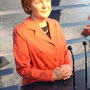 Komplettes Business-Kostüm für Angela Merkel