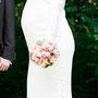 Brautkleid mit Bolerojacke