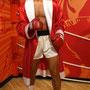 Boxmantel mit Stickerei für Muhammad Ali