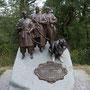 das Denkmal hab ich am Leopoldsberg gefunden!