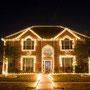 Die Amerikanerinnen und Amerikaner lieben es, kunstvoll ihr Haus zu beleuchten.  (www.getintravel.com)