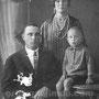 Семья Ортиной (в девичестве Трибунская) Анны Александровны (1905-1940)