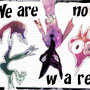 We are no ware! (Protect animals) - by Don14