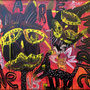 We are no ware! (Protect us!) - Acryl auf Leinwand - 100 x 140 cm - by Don14