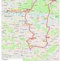 Radstrecke (Bike Course) - Ironman Regensburg