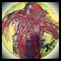 """Animal life on the moon"" (Acryl on Vinyl) by Don13"