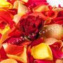 Rosenblüten-Blätter Nr.0541