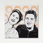 Acryl auf Leinwand 50x50