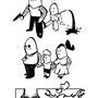 Vorurteile - Tätowierung - Vector