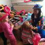 Kindergeburtstag und Kinderschminken mit Clown Lucy