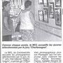 Liberté de l'Est - 9 juillet 2003