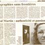 Républicain Lorrain - 09 août 2005