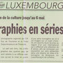 SudPresse Meuse - 23 avril 2001