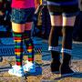 Socks of Harajuku Grirls, Toyko