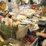 Tsukiji-fish market, Toyko