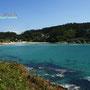 Galicia...   Cala de Playa Ares, Redes..