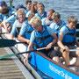 Bordesholmer Landfrauen, Drachenboottraining