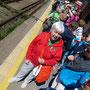 Bordesholmer Landfrauen, Reise in die Toskana 4. Tag  - Cinque Terre