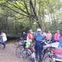 Bordesholmer LandFrauen, Radtour in Neumünster im August 2020
