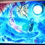 Bordesholmer LandFrauen, literarisch-musikalischer Abend über Marc Chagall im November 2018