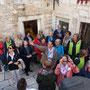 Bordesholmer LandFrauen, Kroatienreise -  05.04.2019,  Split