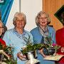 Bordesholmer LandFrauen, Mitgliederversammlung im Februar 2020 - Jubilare 40 Jahre Mitgliedschaft