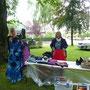Bordesholmer Landfrauen; Flohmarkt Juli 2017