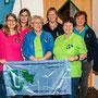 Bordesholmer LandFrauen, Mitgliederversammlung im Februar 2020 - einige neue Mitglieder aus dem Jahr 2018
