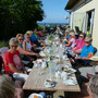 Bordesholmer Landfrauen; Radtour Kühlungsborn; 1. Tag (11.06.2018)