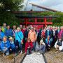 Bordesholmer LandFrauen besuchen den Wagyu-Hof in Negenharrie, Juli 2021
