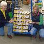 Bordesholmer Landfrauen, Spendenübergabe an die Bordesholmer Tafel