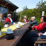 Bordesholmer Landfrauen; Fahrradtour auf Sylt im Mai 2017