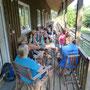 Bordesholmer Landfrauen, Fahrradtour an der Schlei