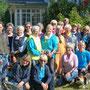 Bordesholmer LandFrauen; 3-Tage-Radtour am Schaalsee im Juni 2017; 3. Tag