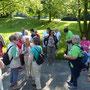 Bordesholmer Landfrauen; Tagestour nach Hamburg im Mai 2017