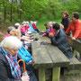 Bordesholmer Landfrauen; Wanderung um den Bordesholmer See